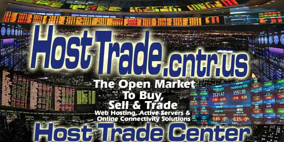HostTrade.cntr.us, Welcome To The Host Trade Center!